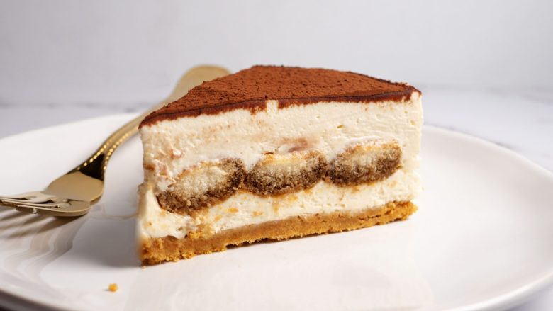 No-Bake Tiramisu Cheesecake